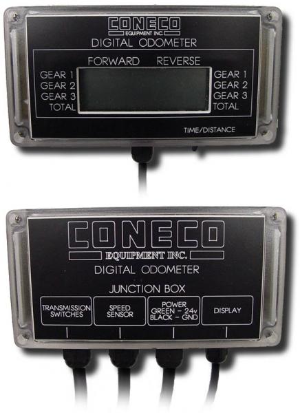 Custom Digital Odometer