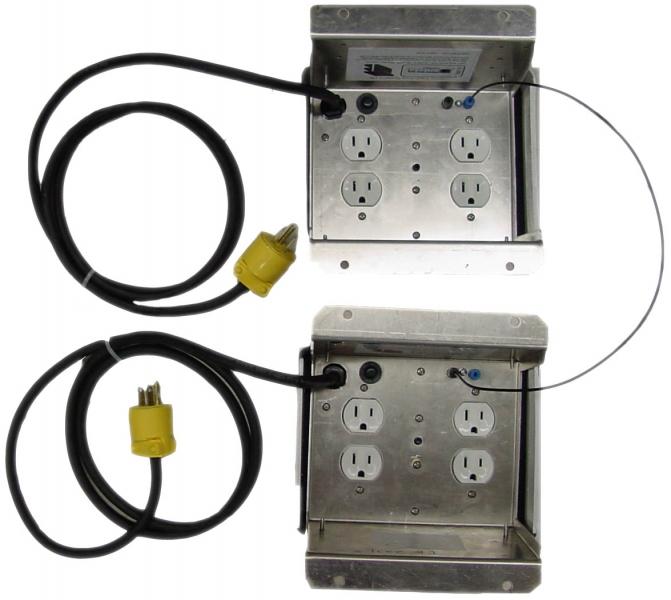Fiber Light Sequencer 1