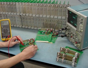 Electronics engineering underway in Edmonton
